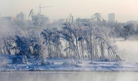 Mueren 13 personas congeladas en Siberia, a 49 grados bajo cero