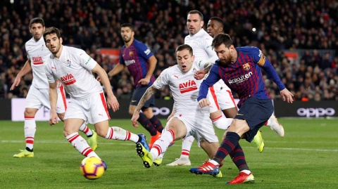 Messi Anota Gol 400 España Contra Eibar, Lionel Messi, Gol 400, Liga España, Camp Nou, Barcelona Eibar, Primera Vuelta, Líder General, Luis Súarez, Noticias, Adrenalina, Excélsior,