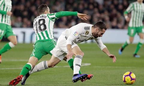 Real Betis, Andrés Guardado, Real Madrid, Luca Modric, Dani Ceballos, Mexicanos Europa, Diego Lainez, Liga España, Var, Noticias, Adrenalina, Excélsior,