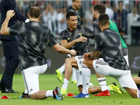 cristiano ronaldo, juventus, real madrid, fraude fiscal, audiencia madrid