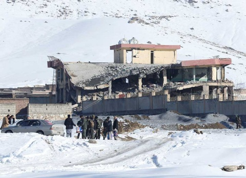 Ataque con carro bomba en Afganistán deja al menos ochos muertos