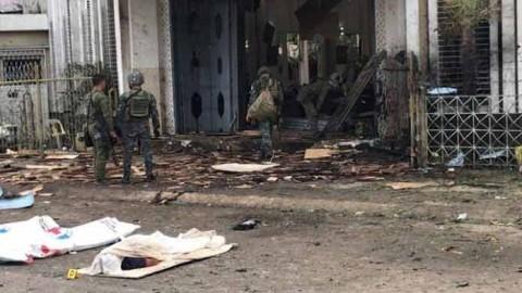 Atentado contra catedral en Filipinas deja al menos 20 muertos