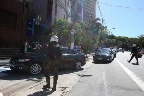 Presidente de Brasil ingresa a hospital para cirugía