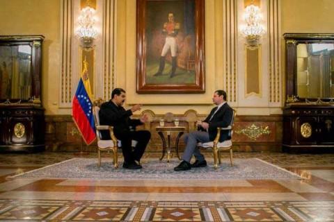 'Yo estoy abierto al diálogo', dice Nicolás Maduro