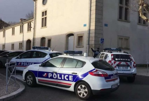 Comando armado rescata a reo en tribunal de Francia