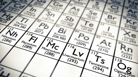 La tabla periódica de los elementos cumple 150 años