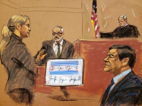 Juicio contra el Chapo