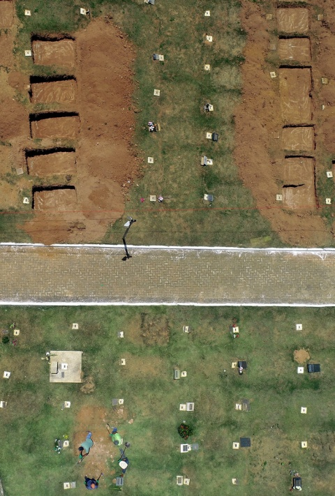Tragedia en Brasil, número de muertos