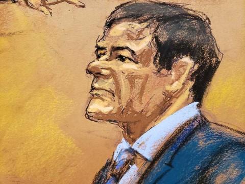 'El Chapo' pagó por sexo con niñas y las drogaba, revelan en juicio