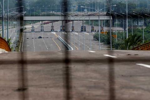 Estados Unidos exige a Maduro que permita ingreso de ayuda humanitaria
