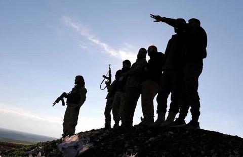 Lanzan ofensiva contra último reducto del Estado Islámico en Siria