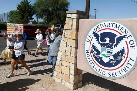 El Paso, la ciudad que Trump quiere convertir en símbolo del muro fronterizo