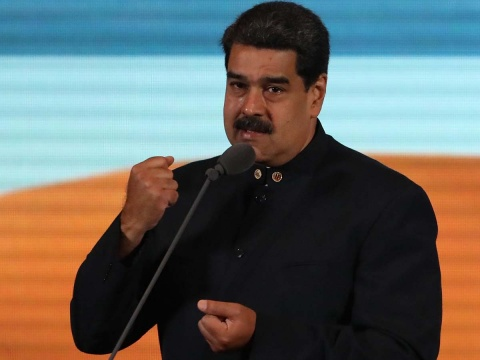 Guaidó descarta una guerra civil en Venezuela contra Maduro