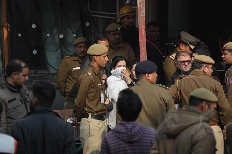 Incendio en hotel deja al menos 17 muertos en India