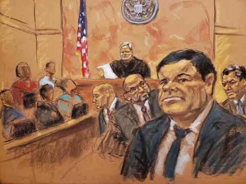 En esta prisión podría cumplir su condena 'El Chapo' Guzmán