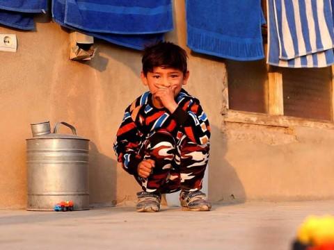Niño afgano conoció a Messi; ahora es perseguido por terroristas
