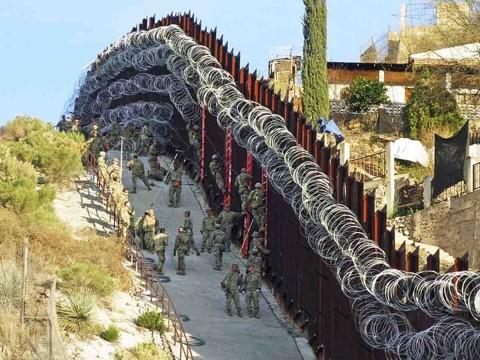 Declarará Trump emergencia nacional para financiar muro