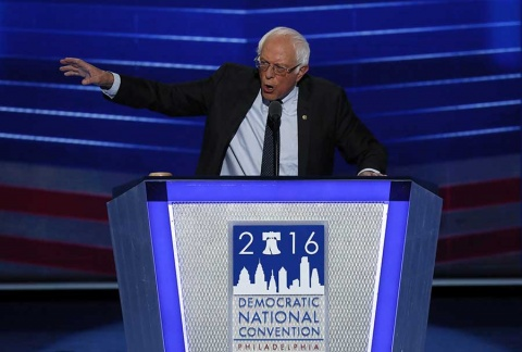 Bernie Sanders competirá de nuevo por la presidencia de Estados Unidos