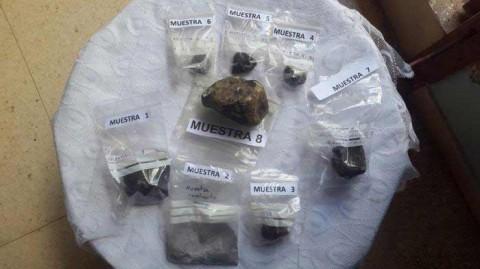 Hallan radioactividad en meteorito que cayó en Cuba