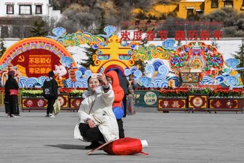 China cierra el Tíbet a extranjeros por cuestiones políticas