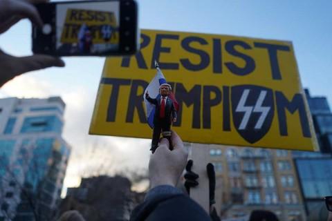 Grupos de odio viven esplendor en Estados Unidos: 'Trump desató los demonios'