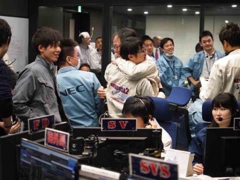 Nave japonesa aterriza en asteroide lejano y esto encontró