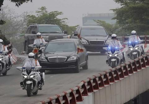 Kim Jong Un arriba a Vietnam para cumbre; Trump va en camino