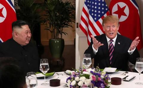 Trump y Kim abren con optimismo su segunda cumbre bilateral