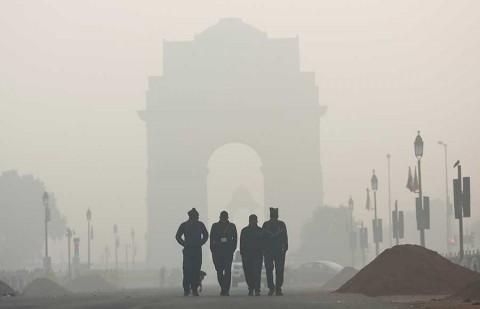 India tiene las ciudades más contaminadas del mundo