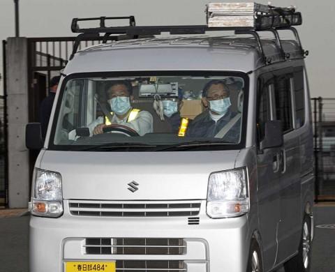 Carlos Ghosn, expresidente de Nissan, queda libre tras pagar fianza