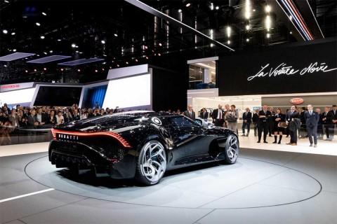 """Stephan Winkelmann, presidente de Bugatti, una subsidiaria de Volkswagen, dijo que """"la verdadera forma del lujo es la individualidad"""""""
