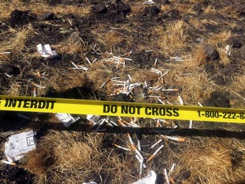 Hay víctimas de 35 países en el accidente de avión en Etiopía