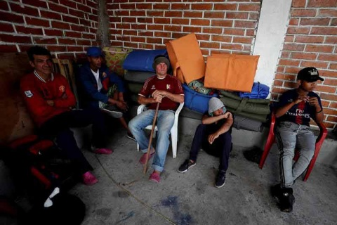 La mamá que ha 'adoptado' a más de 8 mil refugiados de Venezuela