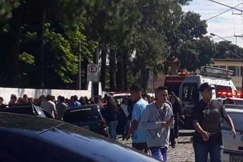 Tiroteo en escuela de Brasil deja al menos 8 muertos