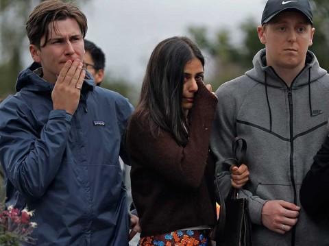 Nueva Zelanda llora a muertos de masacre en mezquitas