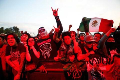 Mexicanos son un poquito más felices que el año pasado