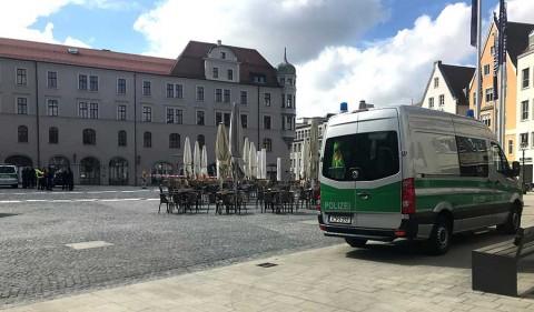 Desalojos en 6 ciudades de Alemania por amenazas de bomba