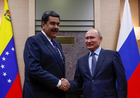 Exige Trump a Rusia que retire soldados de Venezuela