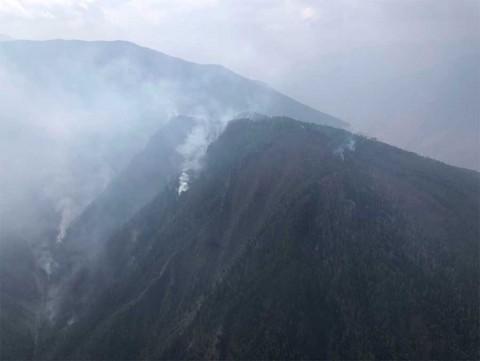 Al menos 30 bomberos mueren en incendio forestal en China