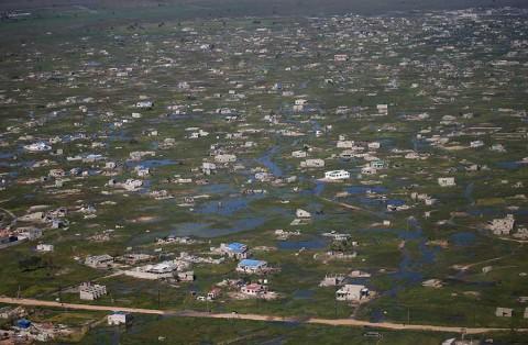 Más de mil muertos en sureste de África tras ciclón