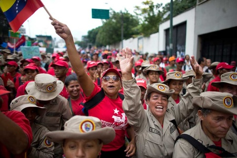 Nuevas marchas en Venezuela a favor y en contra de Maduro
