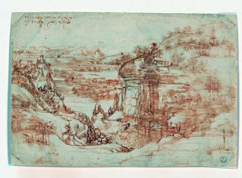 Leonardo da Vinci fue ambidiestro y así lo descubrieron