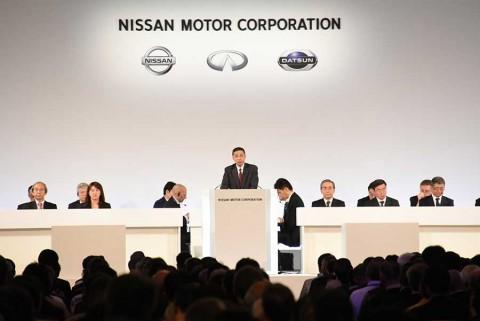 Expulsa Nissan a Carlos Ghosn de junta directiva