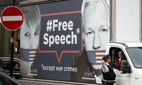 Denuncia WikiLeaks que Assange sufrió espionaje en embajada de Ecuador en Londres