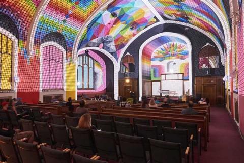 Así es la experiencia religiosa en la Iglesia Internacional de Cannabis