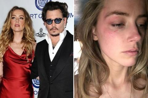 Johnny Depp era un monstruo, me golpeaba y ahorcaba: Amber Heard