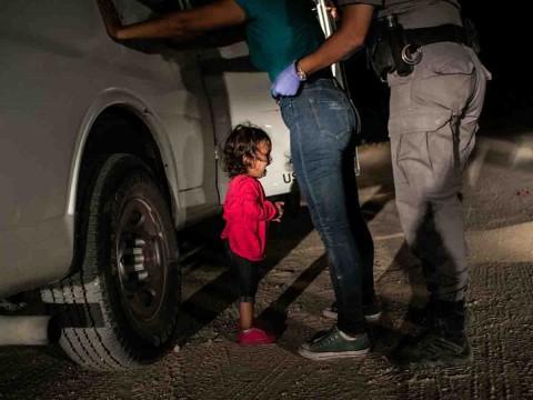 Obtiene foto de caravana el World Press Photo