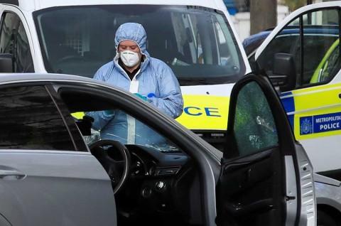 Incidente en embajada de Ucrania en Londres deja un detenido