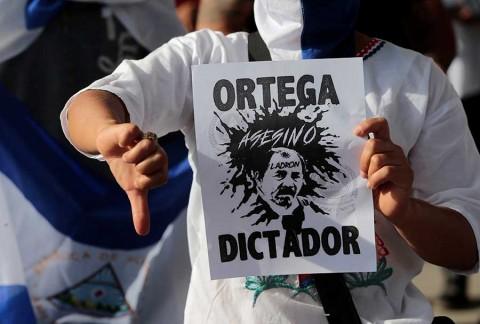 Crisis en Nicaragua cumple un año, sin solución a la vista