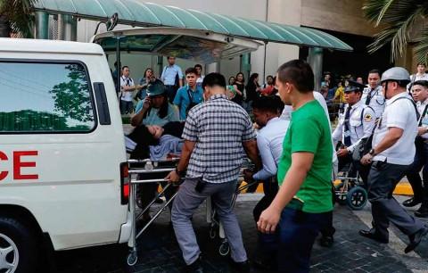 Sismo sacude Filipinas; al menos 5 muertos